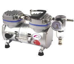 Vacuum Pump For Filtration Assembly
